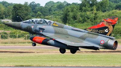 618 - Dassault Mirage 2000D - France - Air Force