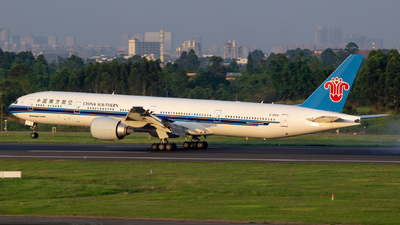 B-2008 - Boeing 777-31BER - China Southern Airlines