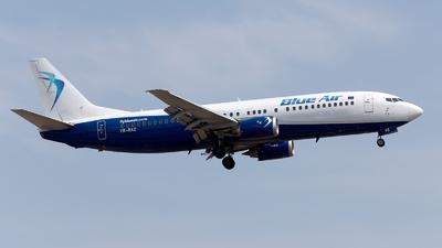 A picture of YRBAZ - Boeing 737405 - [24644] - © Mustafa Sandikci