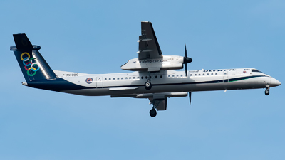 SX-OBC - Bombardier Dash 8-Q402 - Olympic Air