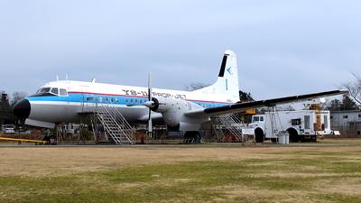 JA8611 - NAMC YS-11 - Nippon Aircraft Manufacturing Corporation (NAMC)