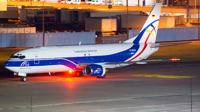 D-ACLO - Boeing 737-4H6(SF) - CargoLogic Germany