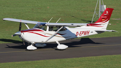 D-EPWH - Cessna 182T Skylane - Private