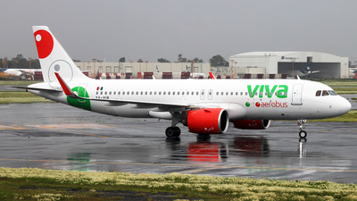 XA-VIR - Airbus A320-271N - VivaAerobus