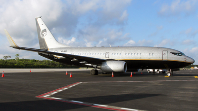VP-BRT - Boeing 737-7BC(BBJ) - Jet Aviation Business Jets