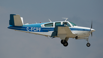 C-FCPF - Beechcraft V35B Bonanza - Private
