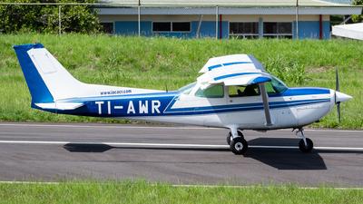 TI-AWR - Cessna R172K Hawk XP - Instituto de Aviacion CentroAmericano (IACA)