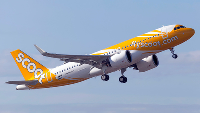 F-WWIX - Airbus A320-271N - Scoot