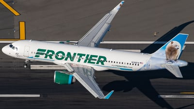 N366FR - Airbus A320-251N - Frontier Airlines