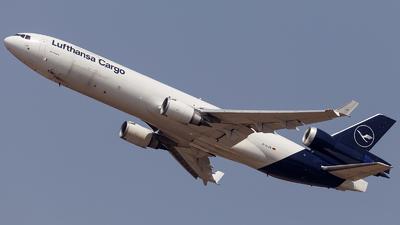 D-ALCB - McDonnell Douglas MD-11(F) - Lufthansa Cargo