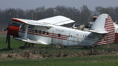LY-AEO - PZL-Mielec An-2R - Air Walser