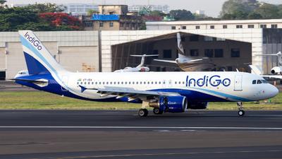 A picture of VTIDX - Airbus A320214 - IndiGo - © Janam Parikh