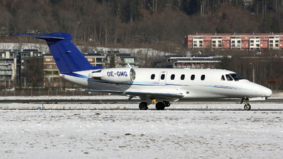OE-GMG - Cessna 650 Citation VII - Tyrolean Jet Services