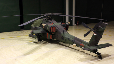 HS-7209 - Boeing AH-64E Apache Guardian - Indonesia - Army
