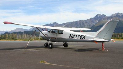 N8176X - Cessna 172B Skyhawk - Private