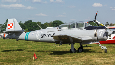 SP-YLS - PZL-Mielec TS-8 Bies - Private