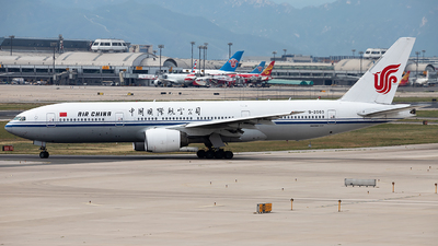 B-2069 - Boeing 777-2J6 - Air China