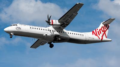 A picture of VHFVR - ATR 72600 - Virgin Australia - © Yiwen Song