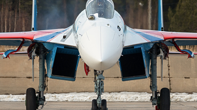 52 - Sukhoi Su-35S - Russia - Air Force