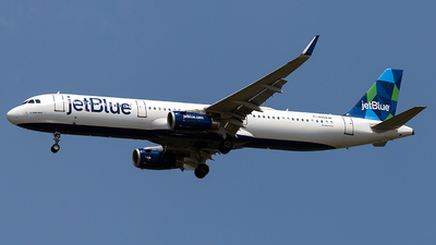 N959JB - Airbus A321-231 - jetBlue Airways
