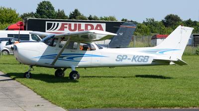 SP-KGB - Cessna 172S Skyhawk SP - Private
