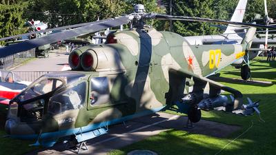 07 - Mil Mi-24A Hind B - Russia - Air Force
