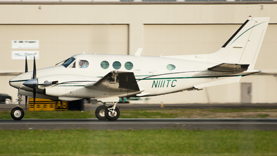 N111TC - Beechcraft E90 King Air - Private