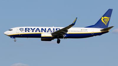 EI-DWT - Boeing 737-8AS - Ryanair