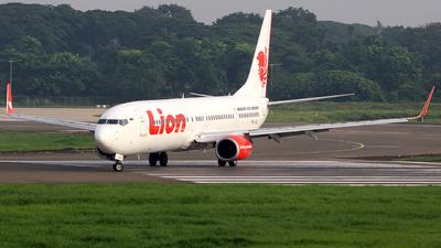 PK-LGL - Boeing 737-9GPER - Lion Air
