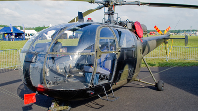 A-253 - Sud-Est SE.3160 Alouette III - Netherlands - Royal Air Force