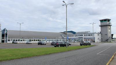 EKSB - Airport - Terminal