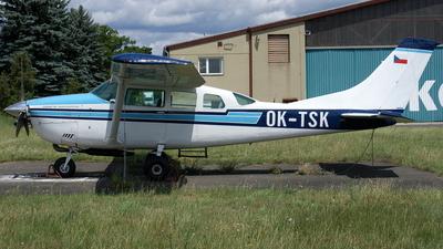 OK-TSK - Cessna TU206G Turbo Stationair - Private