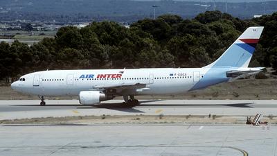 F-GBEA - Airbus A300B2-1C - Air Inter
