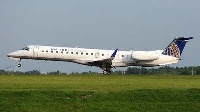 A picture of N11165 - Embraer ERJ145XR - United Airlines - © DJ Reed - OPShots Photo Team