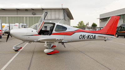 OK-KOA - Cirrus SR22 - Private