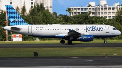 N645JB - Airbus A320-232 - jetBlue Airways