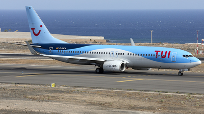 A picture of DAHFV - Boeing 7378K5 - TUI fly - © Manu Aldana