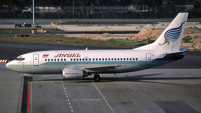 9M-MFE - Boeing 737-5H6 - Angel Airlines