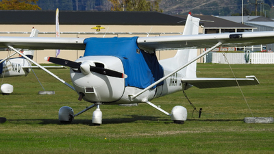 ZK-NAA - Cessna 172R Skyhawk - Nelson Aviation College