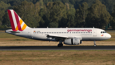 D-AGWA - Airbus A319-132 - Germanwings