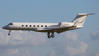 N89NC - Gulfstream G550 - Private