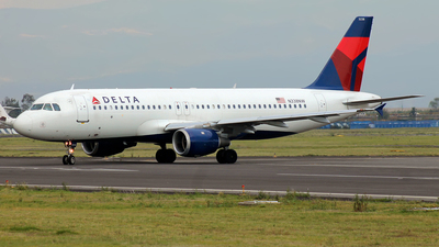 N338NW - Airbus A320-212 - Delta Air Lines