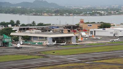 TJIG - Airport - Ramp