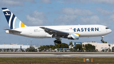 A picture of N602KW - Boeing 767238(ER) - Eastern Airlines - © JTPAviation