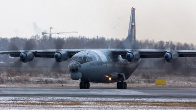 RF-90921 - Antonov An-12BK - Russia - Air Force