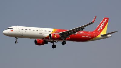 VN-A645 - Airbus A321-211 - VietJet Air