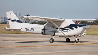 VH-LGI - Cessna 172RG Cutlass RG - Private