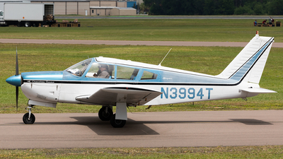 N3994T - Piper PA-28-180 Cherokee Arrow - Private