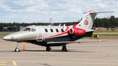 D-ISKO - Raytheon 390 Premier I - Private