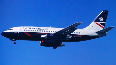 G-BGDO - Boeing 737-236(Adv) - British Airways